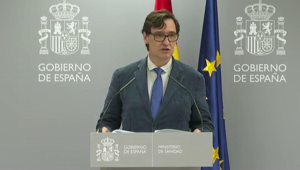Salvador Illa anuncia el cierra de todas las disctoecas y salas de copas en toda España