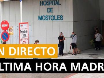 Última hora Madrid: Rebrotes, datos de coronavirus y últimas noticias hoy viernes 14 de agosto, en directo