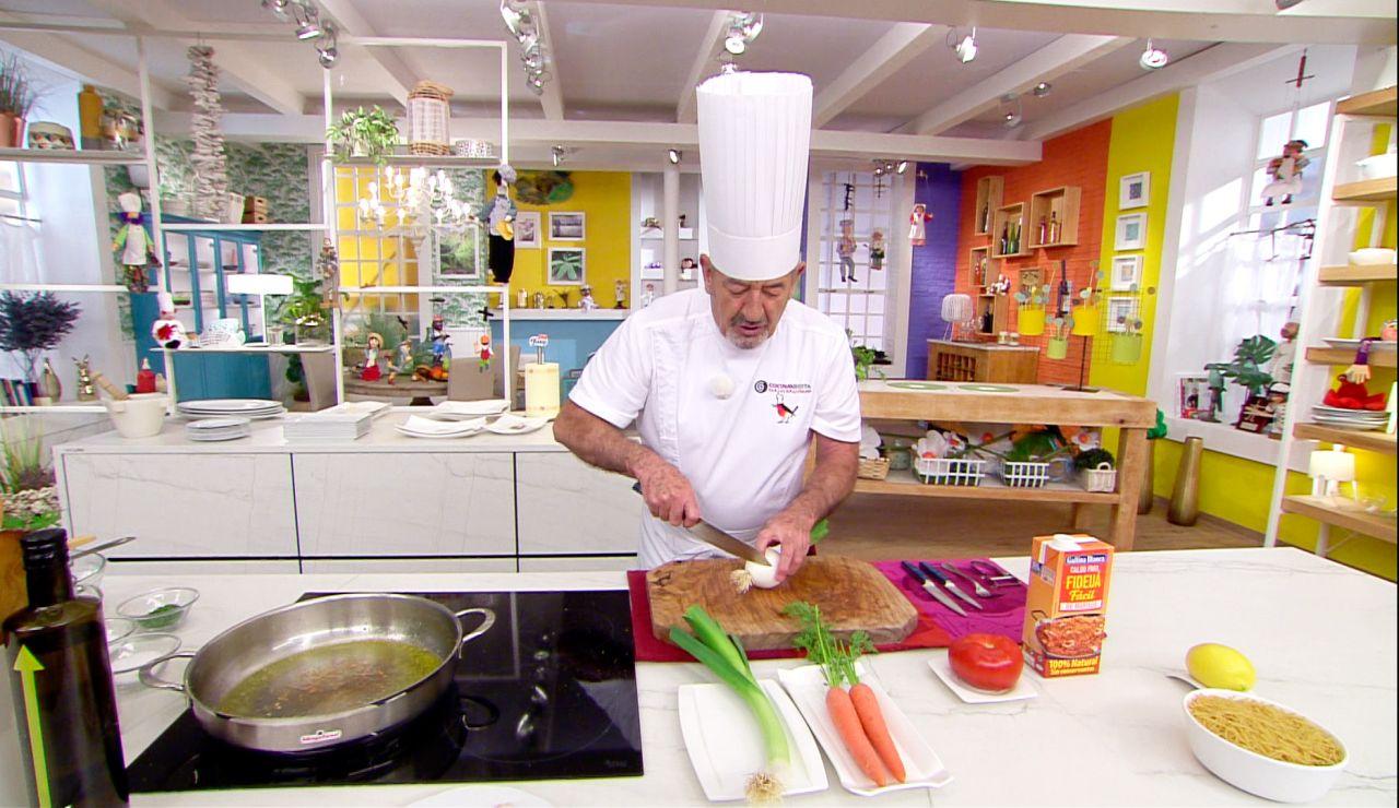 El truco de Karlos Arguiñano para realzar el sabor de las comidas