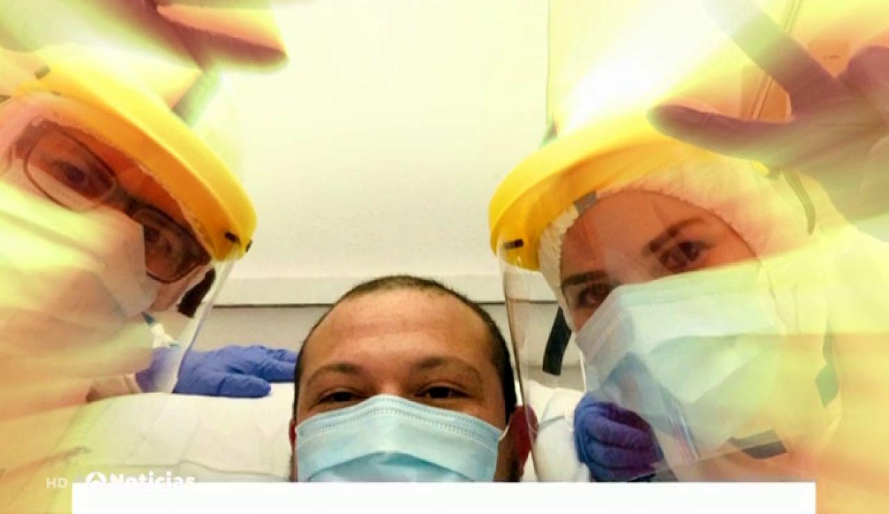 Las historias de superación de personas a las que curarse del coronavirus les ha dejado secuelas