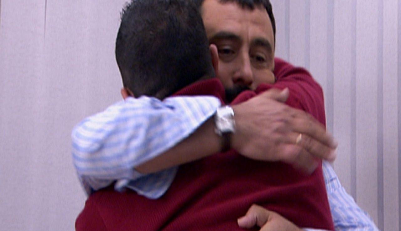 Los mejores abrazos de Paco en 'Los hombres de Paco'