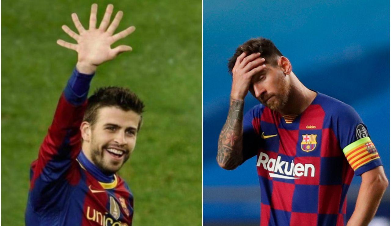 Los mejores memes de la histórica goleada del Bayern del Barcelona