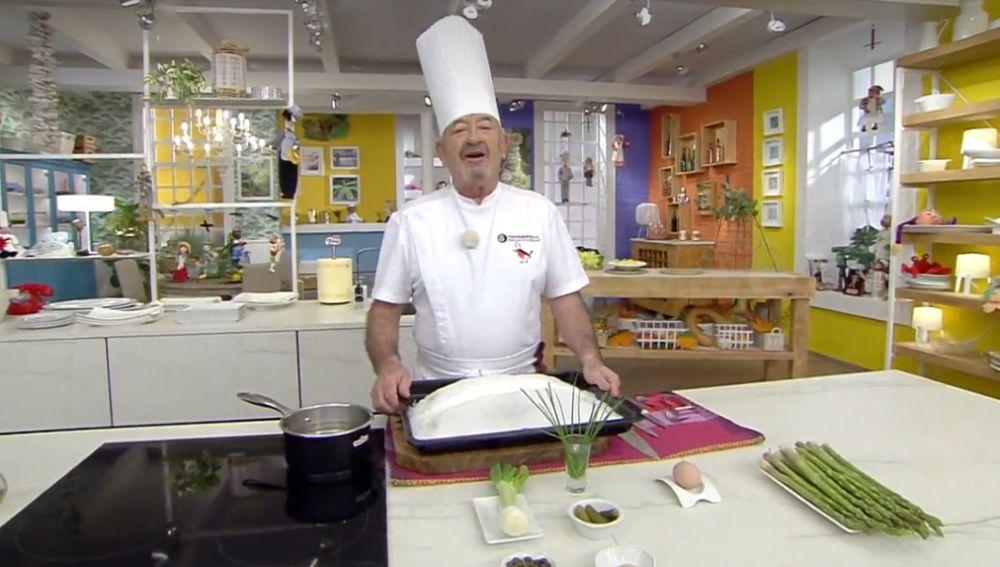 Las mejores recetas de pescado de Karlos Arguiñano