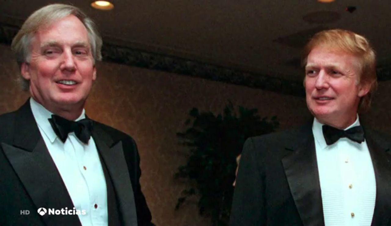 """Muere Robert, el hermano pequeño de Donald Trump y su """"mejor amigo"""""""