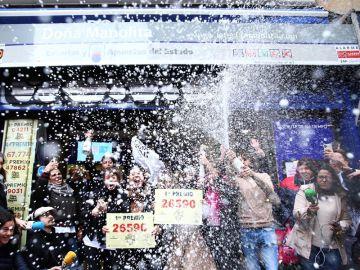 Lotería de Navidad 2020: Las administraciones más afortunadas en sus números del Gordo de Navidad
