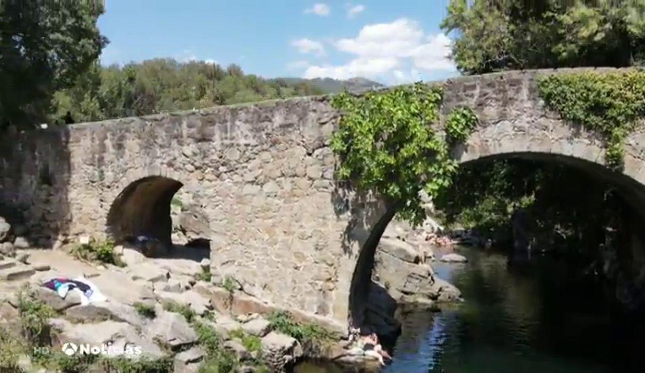 El casco histórico de Cáceres, una ruta que combina historia, naturaleza y gastronomía