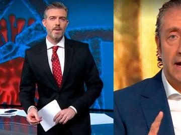 Antena 3 Noticias y 'El Chiringuito'