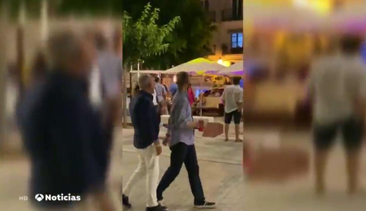 Las polémicas imágenes de varios bares de Ibiza que incumplen las medidas contra el coronavirus