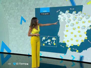 Tu Tiempo (16-08-20) En Cataluña chubascos fuertes y poco nuboso en casi todo el país