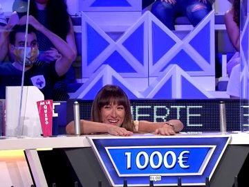 ¡Sorprendente!: Cris cae en la quiebra y pierde 1000 en su marcador