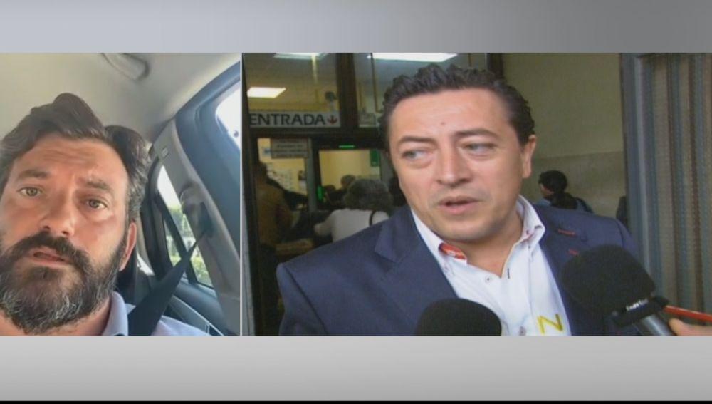 El abogado de Ernesto Neyra asegura que emprenderán acciones legales contra Lely Céspedes por decir que es un maltratador