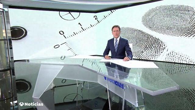 Antena 3 Noticias 1 Fin de Semana, con Matías Prats