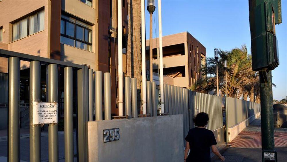 69 casos de coronavirus y dos fallecidos en una residencia de ancianos en El Zapillo (Almería)