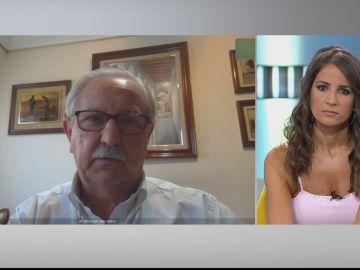 """Serafín Romero, presidente de la OMC: """"No estamos en contra de Fernando Simón, pedimos un cambio de timón"""""""