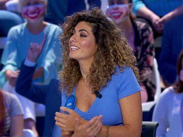 ¡Piel de gallina! Nya de la Rubia enamora cantando 'Fácil' en directo en 'Pasapalabra'