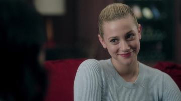 Lili Reinhart como Betty Cooper en 'Riverdale'