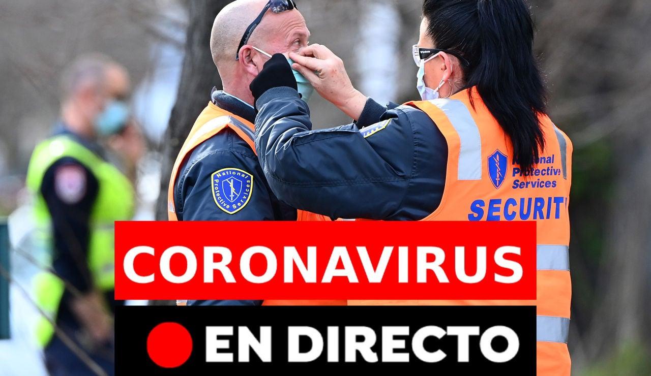 España última hora coronavirus madrid