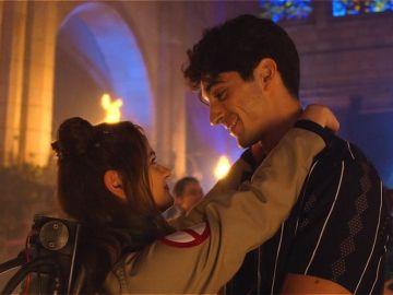 Joey King en 'Mi primer beso 2'