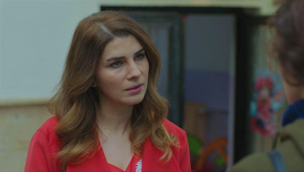"""La doctora Jale a Bahar: """"Si no te tratas, morirás"""""""
