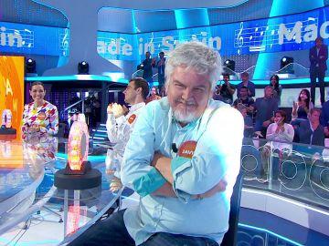 """""""Tengo atracción a la música de mierda"""", Javier Coronas demuestra estar 'Made in Spain' y deja sin opciones a Ramón Arangüena en 'Pasapalabra'"""