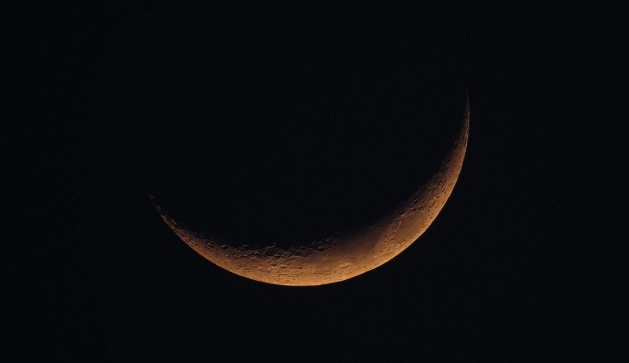 Luna nueva de agosto 2020