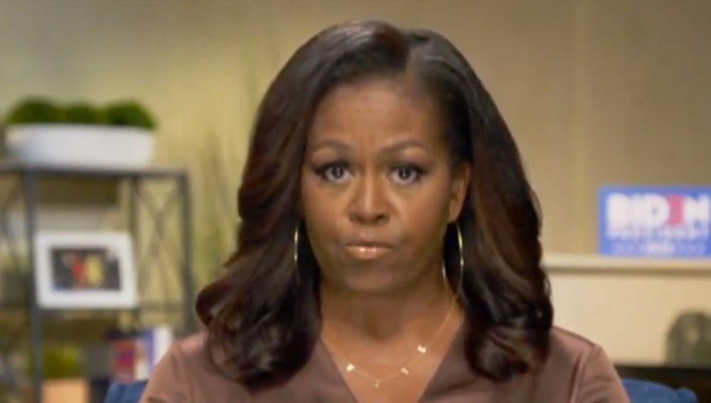 Michelle Obama carga contra Donald Trump