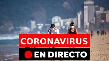 Coronavirus España, última hora: Rebrotes, datos y noticias de hoy martes 18 de agosto, en directo