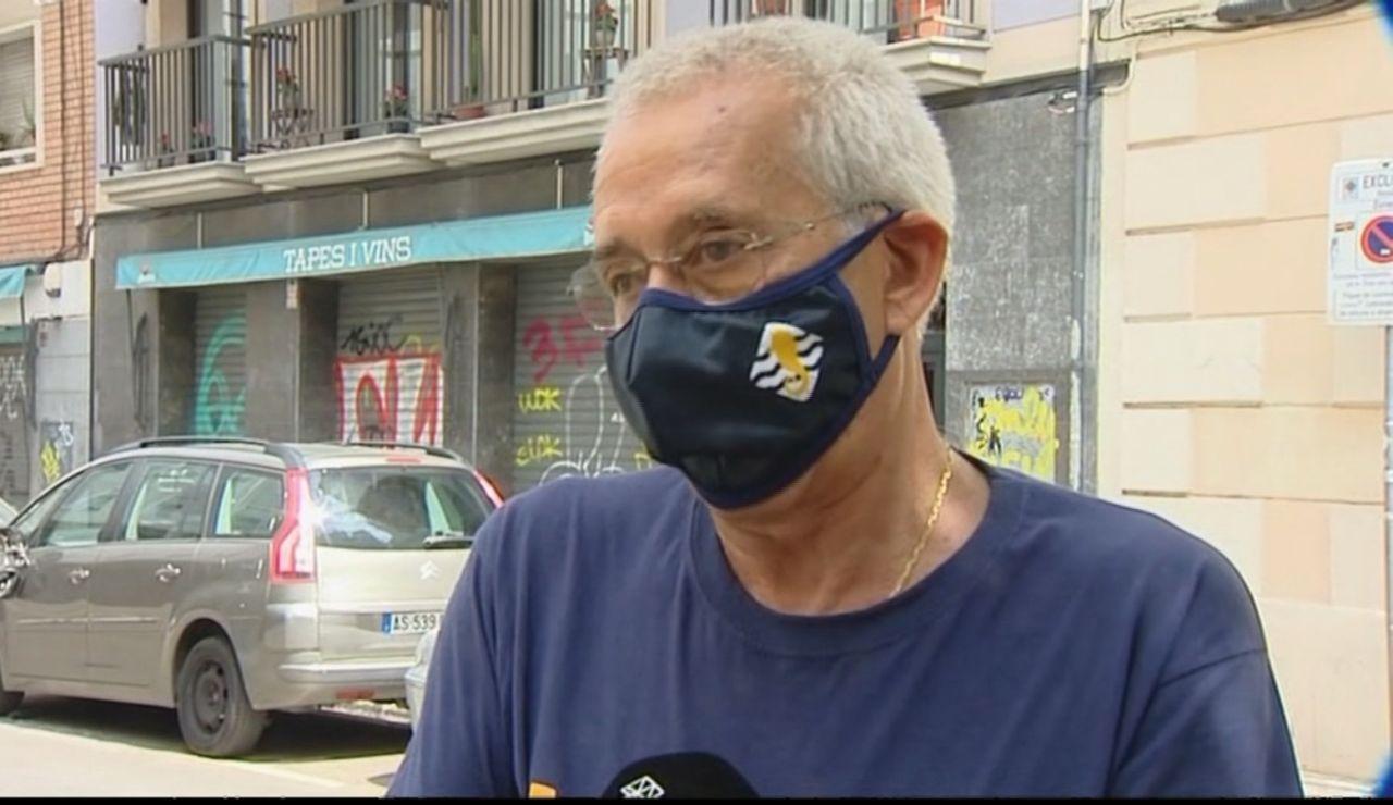 """José María, hijo de una fallecida durante el coronavirus en una residencia: """"Es una masacre. Han dejado morir a las personas"""""""