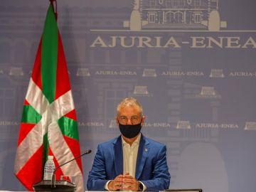 Iñigo Urkullu preside la primera reunión del comité asesor