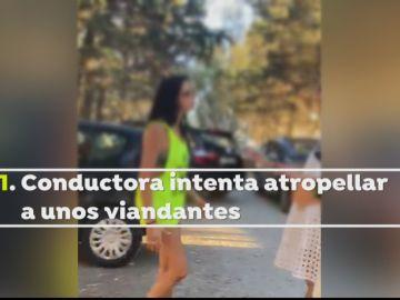 Una conductora borracha siembra el pánico en Marbella: Choca contra dos vehículos e intenta atropellar a una mujer y darse a la fuga