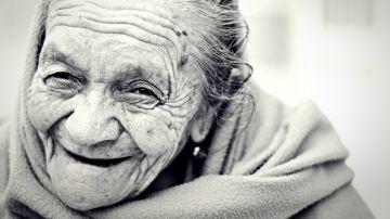 Sonrisa anciana