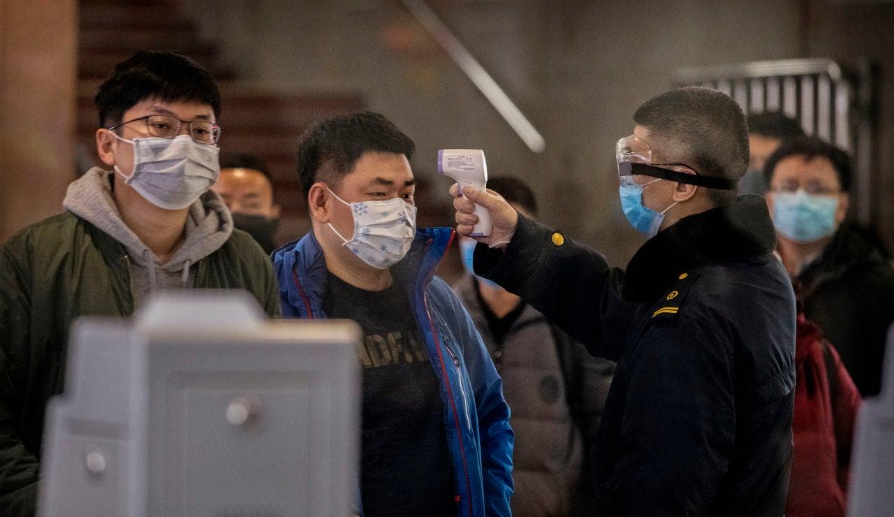 Control de temperatura en Pekín