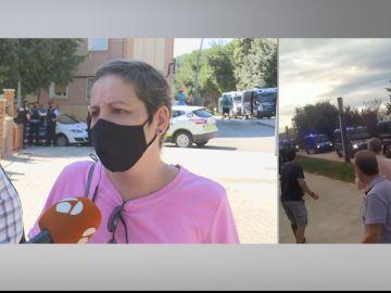 """Máxima tensión entre los vecinos de Pallejá (Barcelona) y unos okupas: """"Nos amenazan de muerte y nos han pedido dinero por irse"""""""