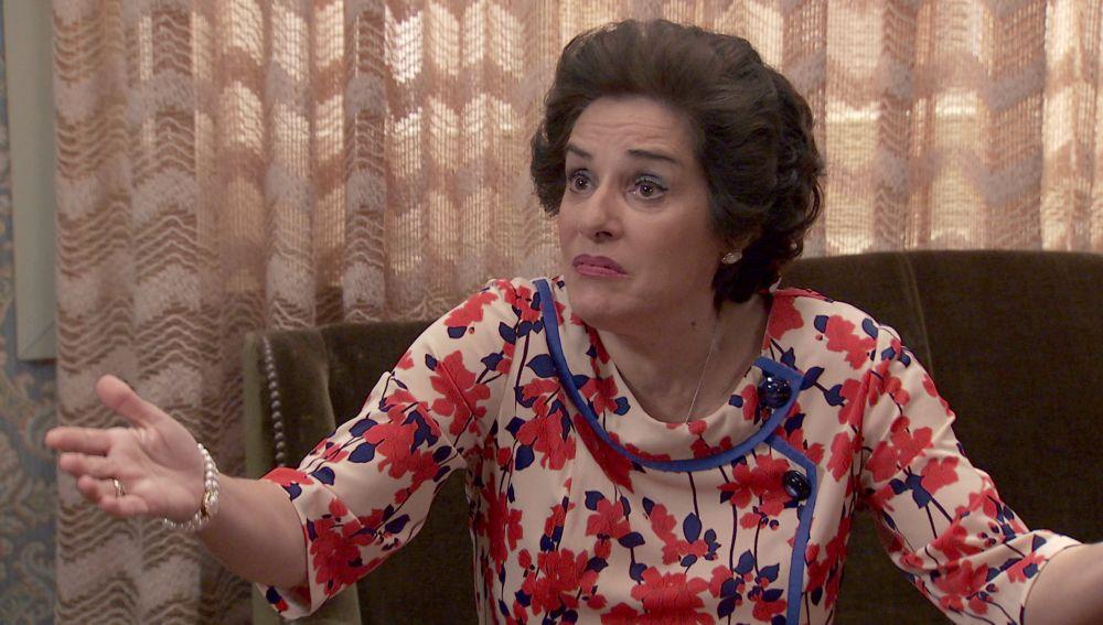 """La alegría de Manolita al enterarse de la decisión de Benigna: """"¡Vamos a brindar, que vamos a ser abuelas!"""""""