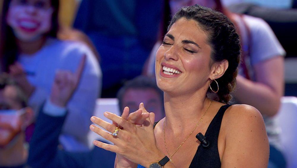 Nya de la Rubia emociona cantando flamenco entre las palmas del público