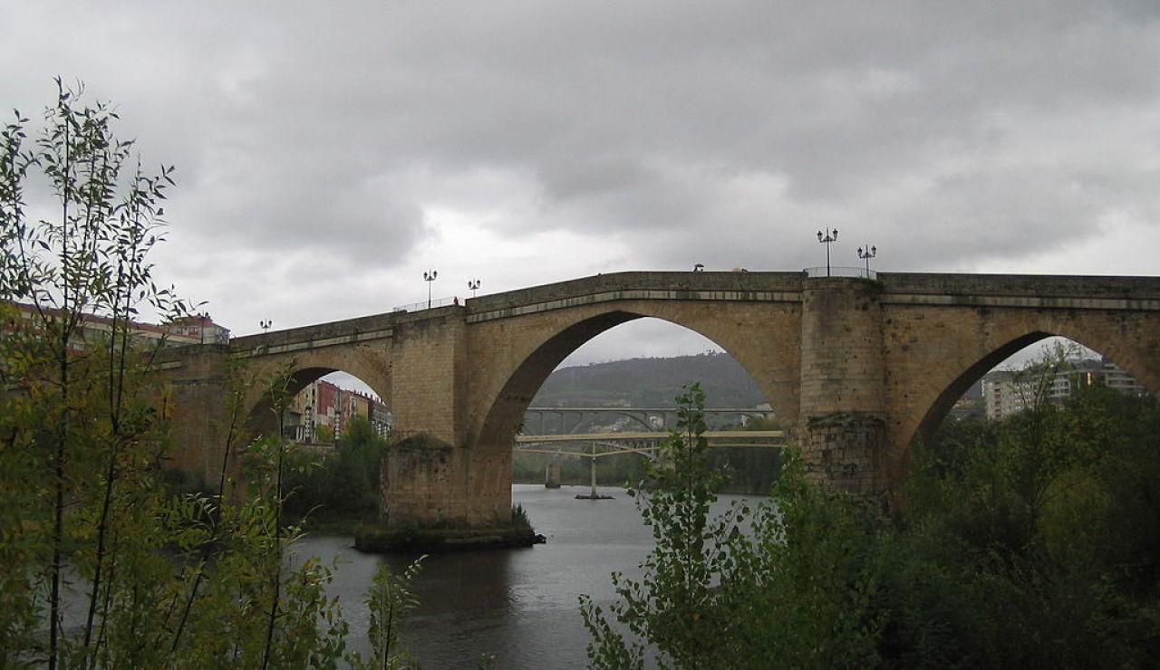 Récord de casos de coronavirus en Ourense. Puente Romano de Orense