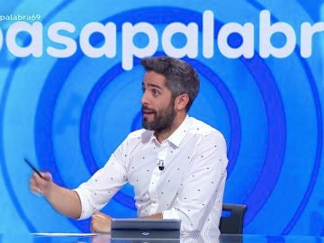 Roberto Leal presentador de 'Pasapalabra' positivo en coronavirus