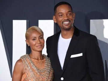 Will Smith y su mujer Jada Pinkett