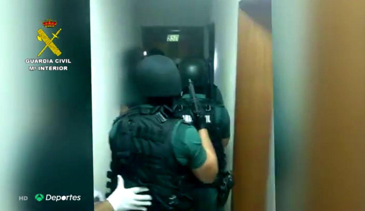 Detenido en Calpe un piloto de rallies que supuestamente dirigía una trama de narcotráfico