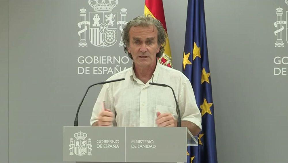 """Fernando Simón hace un llamamiento a los influencers: """"Pueden ayudar a controlar el coronavirus"""""""