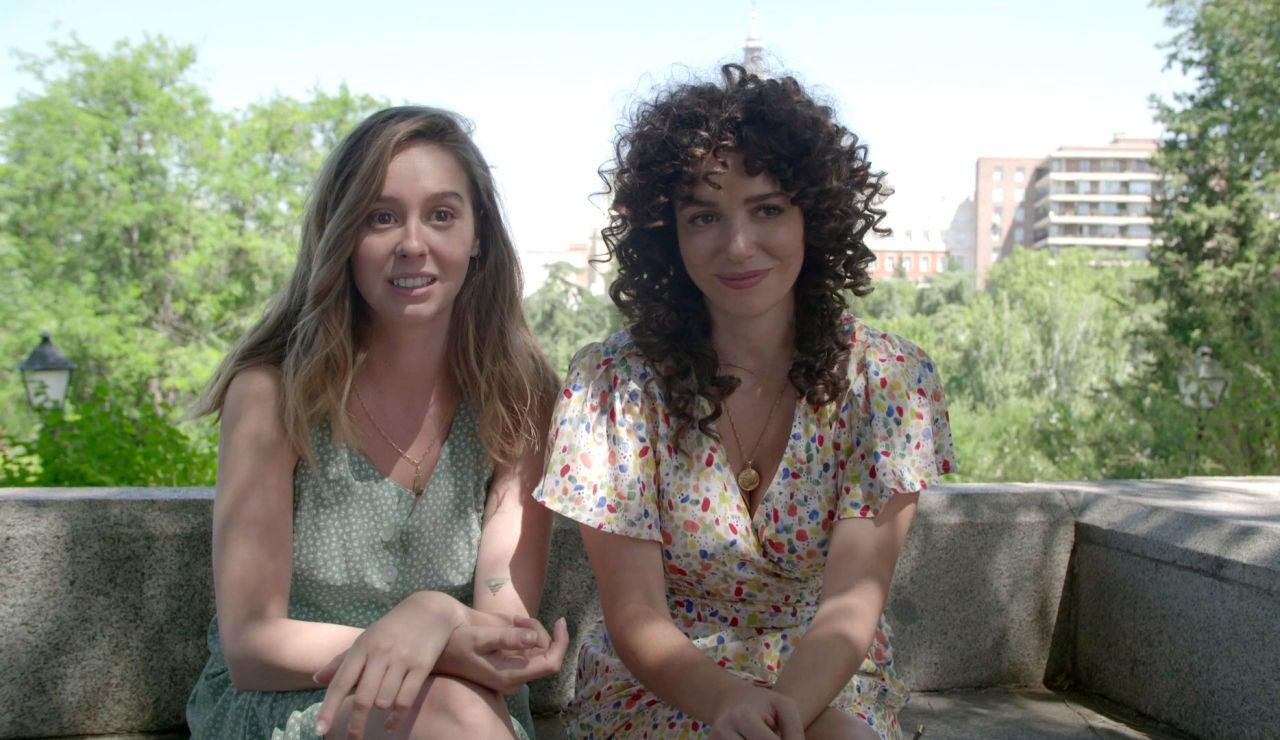 """Paula Usero y Carol Rovira, sobre su desatado reencuentro en #Luimelia Dos: """"Es necesario que no haya censura"""""""