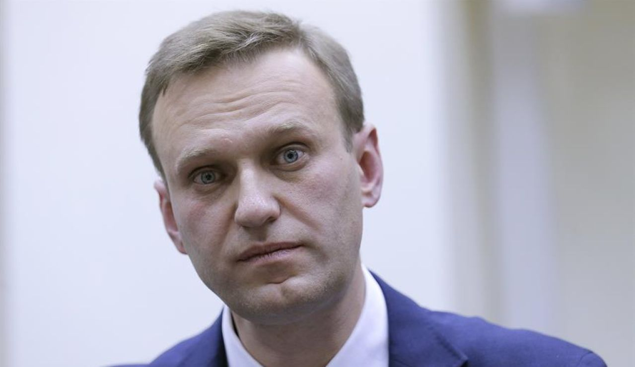 Navalni ingresado muy grave por posible envenenamiento