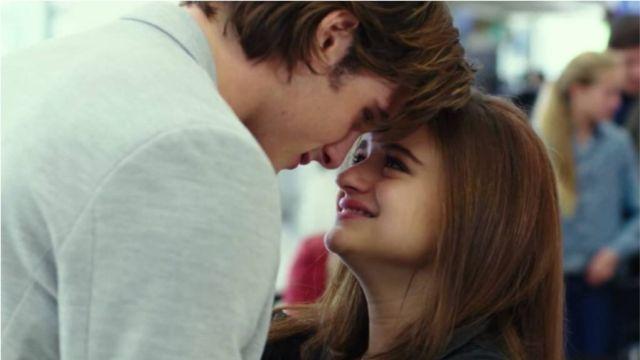 Una escena de 'Mi primer beso'