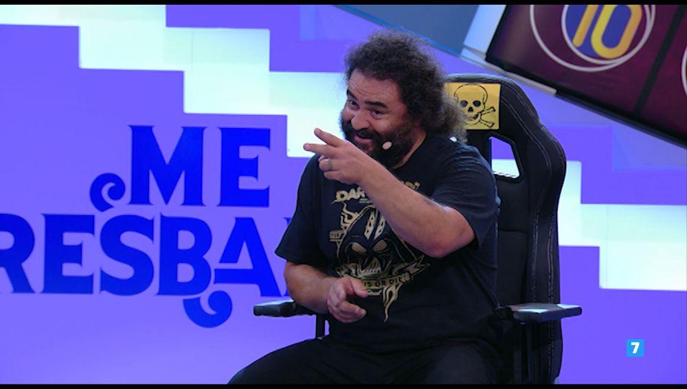 'Me resbala', el programa más loco y divertido vuelve muy pronto a Antena 3