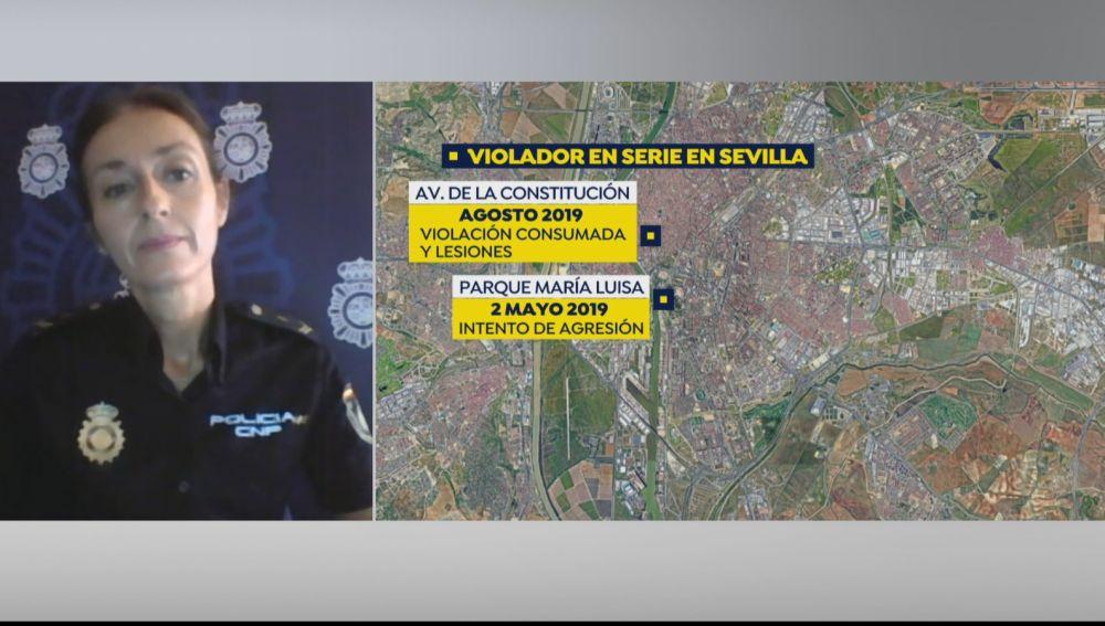 """Detienen a un violador en serie en Sevilla: """"Su objetivo eran turistas porque al no dominar el español era más difícil que pidieran auxilio"""""""