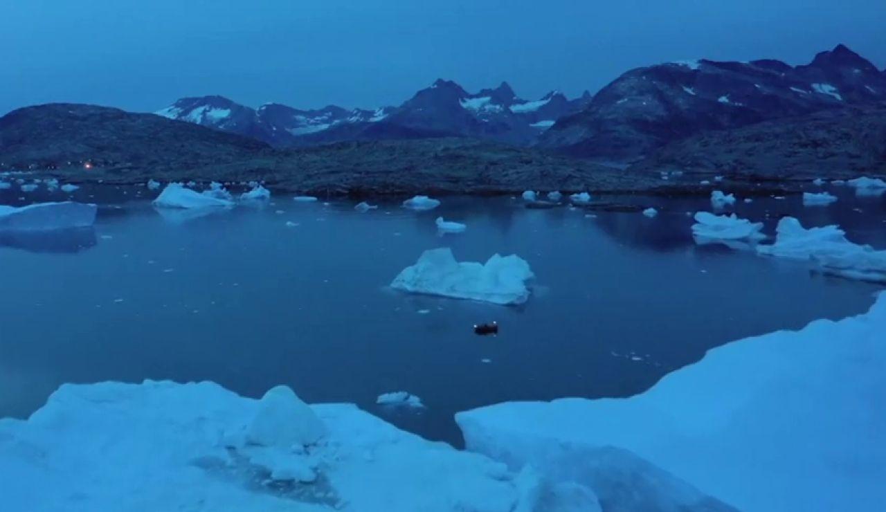 El deshielo en Groenlandia llega a un punto de no retorno