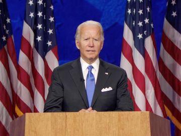 Joe Biden acepta ser el candidato demócrata a la Casa Blanca