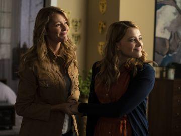 Tessa y Trish en 'After. En mil pedazos'