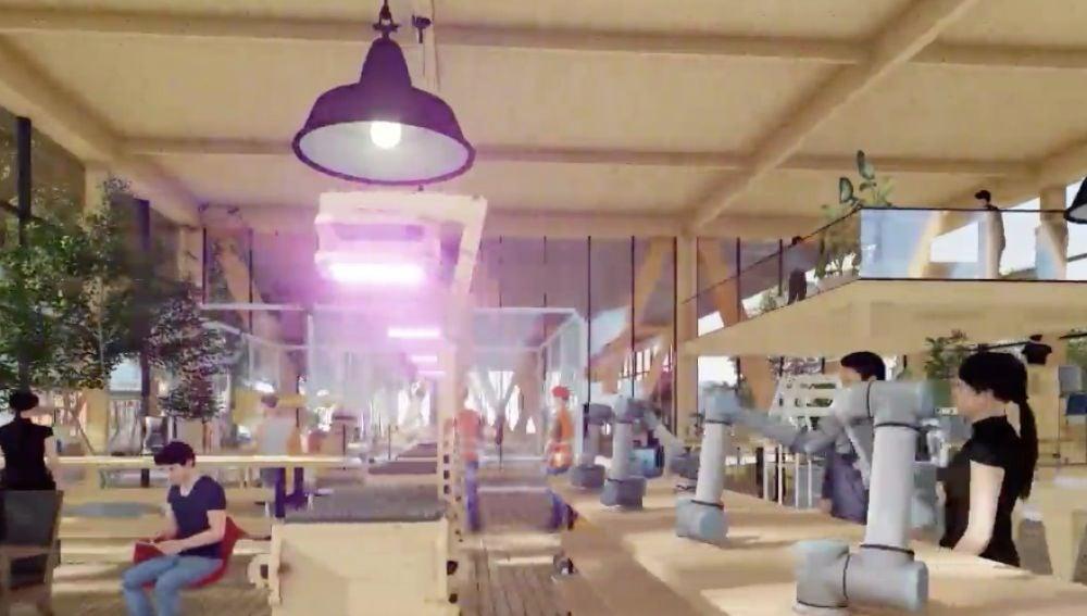 Así serán las ciudades tras el coronavirus: zonas de impresoras 3D para mascarillas, balcones en los pisos y zonas de teletrabajo