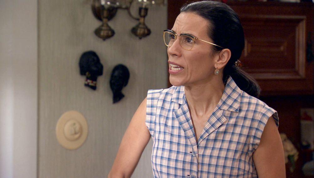 La peligrosa reacción de Manolita al enterarse del secreto de Marcelino con Rai